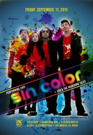 SIN COLOR 091115 Flyer