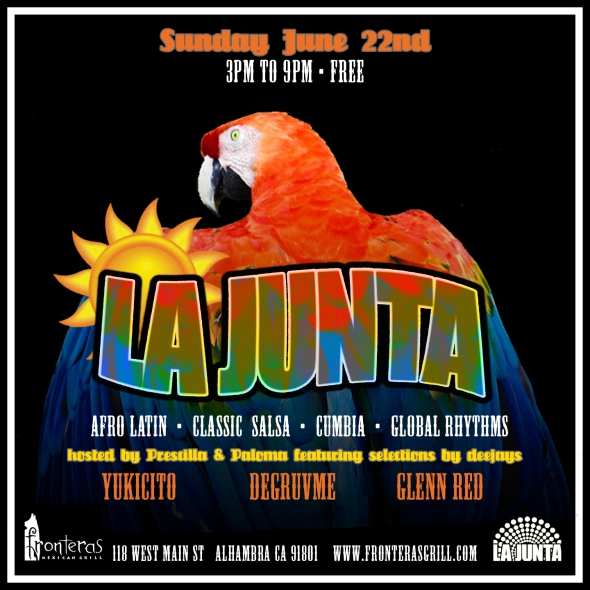 LA JUNTA JUN22 SQflyer