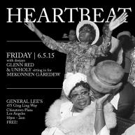 HEARTBEAT 060515 Flyer 720px