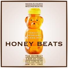 HONEY BEATS FLYER 021115 720X720