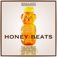 HONEY BEATS FLYER 021115 720X720