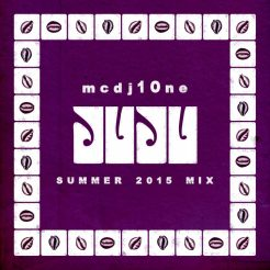 JUJU MIXCD COVER - MCDJ1ONE