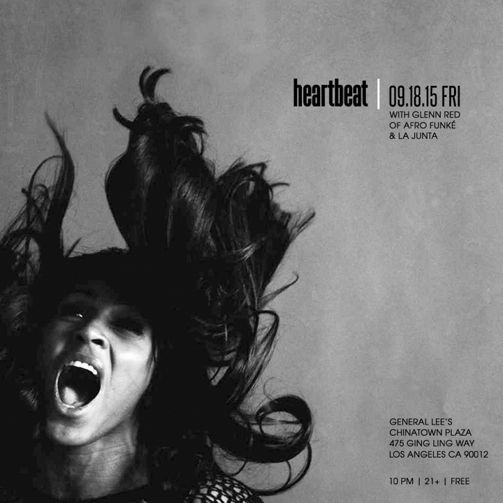 HEARTBEAT 091815 Flyer