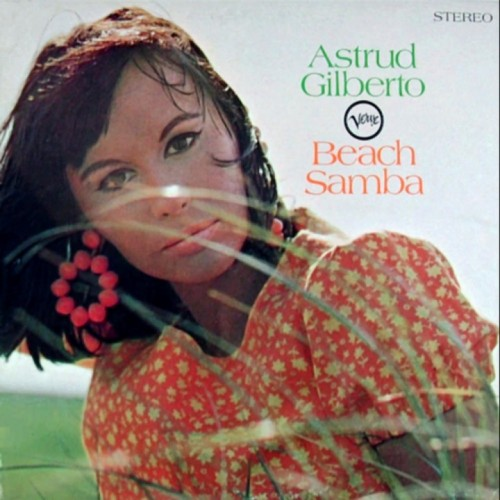 Astrud Gilberto - Beach