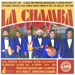 LA JUNTA x LA CHAMBA 062616 v2 720px
