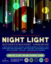 NIGHT LIGHT poster