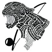 BSC Word Panther ALL BLACK