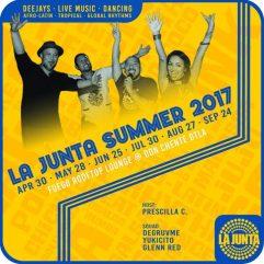 LA JUNTA SUMMER 2017 SQ