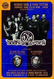 LA JUNTA x BODHI ROCK 062517