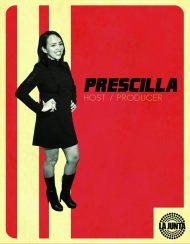 LJ SPOT - PRESCILLA