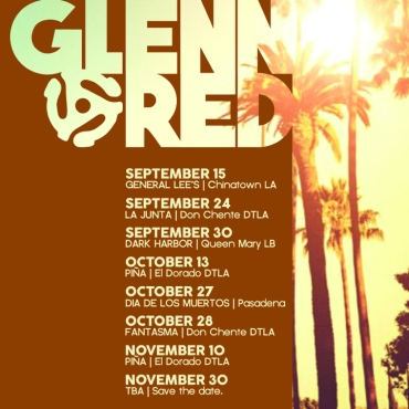 GLENN RED FALL SCHED
