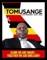 TOM SANGE UCOC poster 1