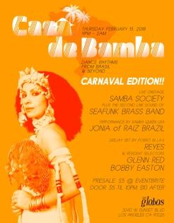 CASA DE BAMBA 021518 flier