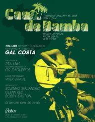 CASA DE BAMBA JAN2018 flier