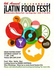 SD LATIN FOOD FEST 75pct 081818 875px