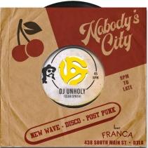 UNHOLY Nobody's City 071019 720px